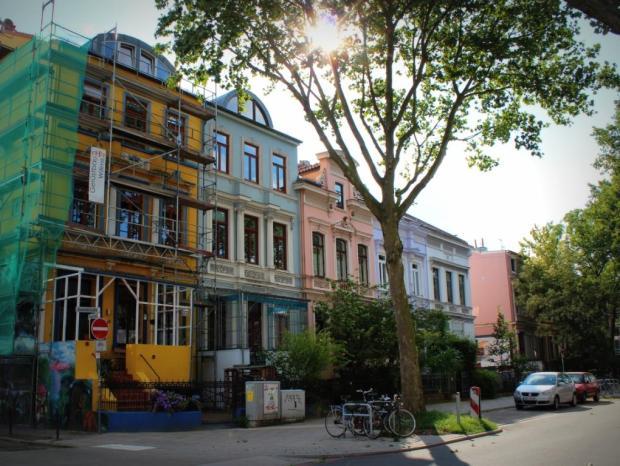WPC #Colourful Neighbourhood